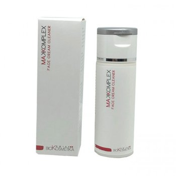 BIOKOSMETIKA MAKOMPLEX FACE CREAM CLEANSER 150 ml / 5.00 Fl.Oz