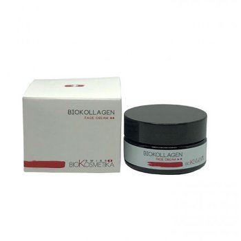 BIOKOSMETIKA BIOKOLLAGEN FACE CREAM 50 ml / 1.66 Fl.Oz