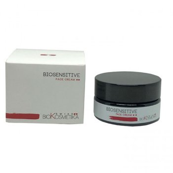 BIOKOSMETIKA BIOSENSITIVE FACE CREAM 50 ml / 1.66 Fl.Oz