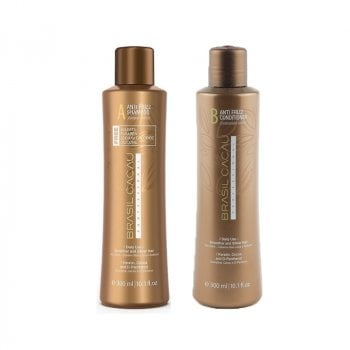 BRASIL CACAU KIT ANTI FRIZZ