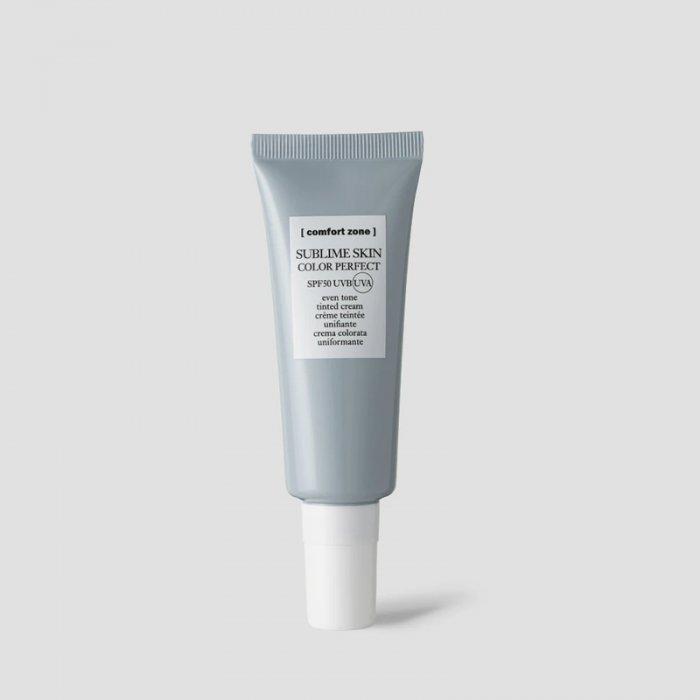 COMFORT ZONE SUBLIME SKIN COLOR PROTECT SPF50 UVB 40 ml / 1.35 Fl.Oz