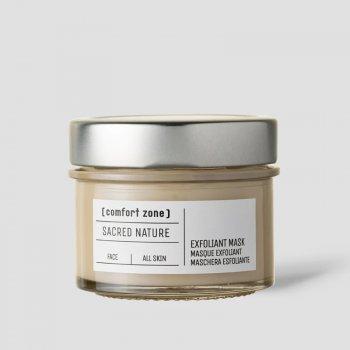 COMFORT ZONE SACRED NATURE EXFOLIANT MASK 110 ml / 4.20 Fl.Oz