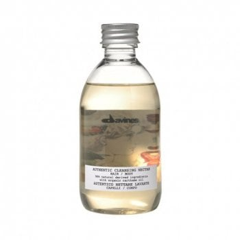 DAVINES AUTHENTIC CLEANSING NECTAR 280 ml / 9.46 Fl.Oz