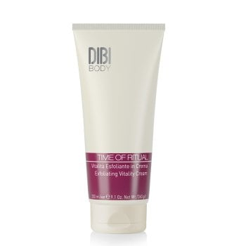 DIBI MILANO TIME OF RITUAL VITALITA ESFOLIANTE IN CREMA 250 ml / 8.45 Fl Oz