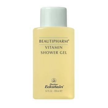 DOCTOR ECKSTEIN BEAUTIPHARM VITAMIN SHOWER GEL 200 ml / 6.70 Fl.Oz