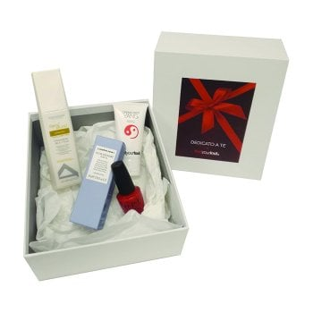 FEEL YOUR LOOK BEAUTY BOX - HAIR AND BODY SHINE