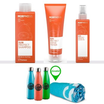 FRAMESI MORPHOSIS SUN KIT - TELO E BYO BOTTLE IN OMAGGIO