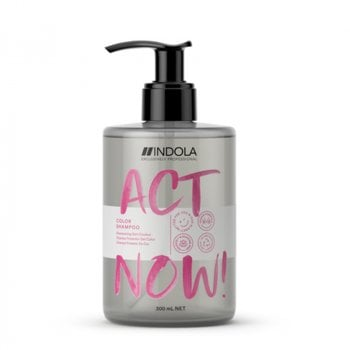 INDOLA ACT NOW COLOR SHAMPOO 300 ml / 10.10 Fl.Oz