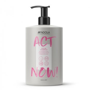 INDOLA ACT NOW COLOR SHAMPOO 1000 ml / 33.80 Fl.Oz