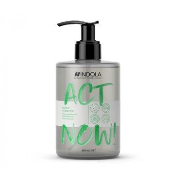 INDOLA ACT NOW REPAIR SHAMPOO 300 ml / 10.10 Fl.Oz