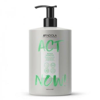 INDOLA ACT NOW REPAIR SHAMPOO 1000 ml / 33.80 Fl.Oz