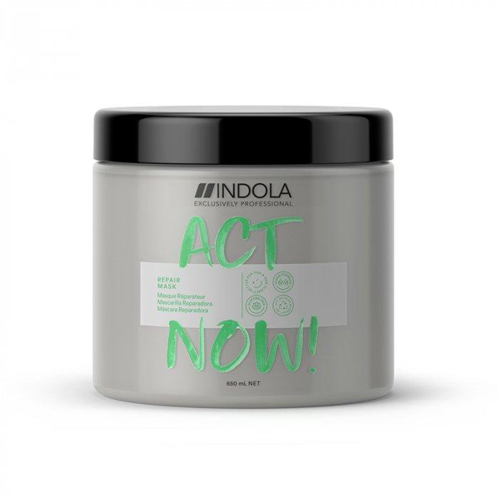 INDOLA ACT NOW REPAIR MASK 650 ml / 22.00 Fl.Oz