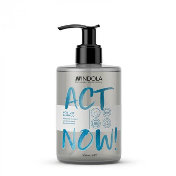 INDOLA ACT NOW MOISTURE SHAMPOO 1000 ml / 33.80 Fl.Oz