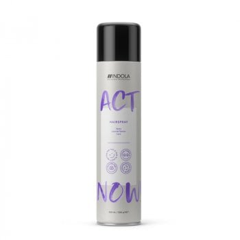 INDOLA ACT NOW HAIRSPRAY 300 ml / 10.10 Fl.Oz