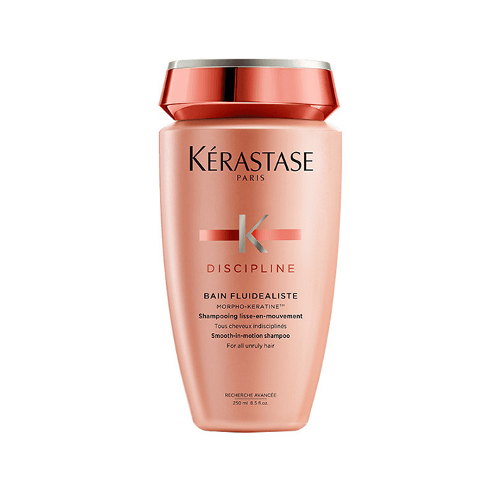 KERASTASE DISCIPLINE BAIN FLUIDEALISTE 250 ml - Shampoo per capelli indisciplinati da sottili a normali