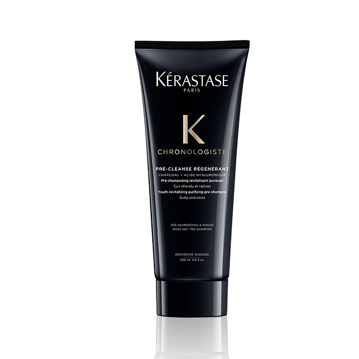 KERASTASE CHRONOLOGISTE PRE CLEANSE REGENERANT 200 ml - Pre-shampoo effetto Detox