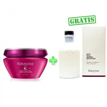 KERASTASE - MASQUE CHROMATIQUE CAPELLI GROSSI E PROFUMATORE AMBIENTE 02 200 ml / 6.76 Fl.Oz