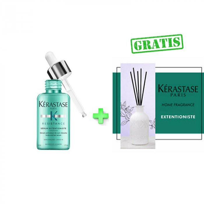 KERASTASE - SERUM EXTENTIONISTE E PROFUMATORE AMBIENTE 05 EDITION EXTENTIONISTE 200 ml / 6.76 Fl.Oz
