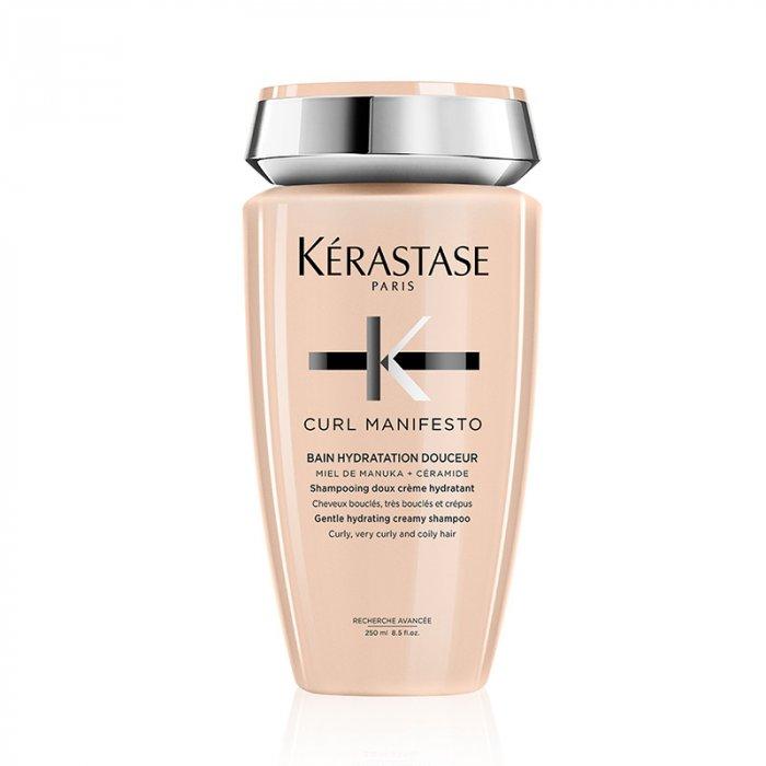 KERASTASE CURL MANIFESTO BAIN HYDRATATION DOUCEUR 250 ml / 8.45 Fl.Oz