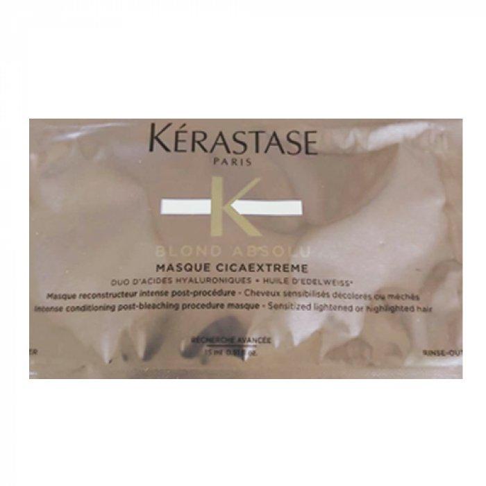 KERASTASE BLOND ABSOLU MONODOSE MASQUE CICAEXTREME 15 ml