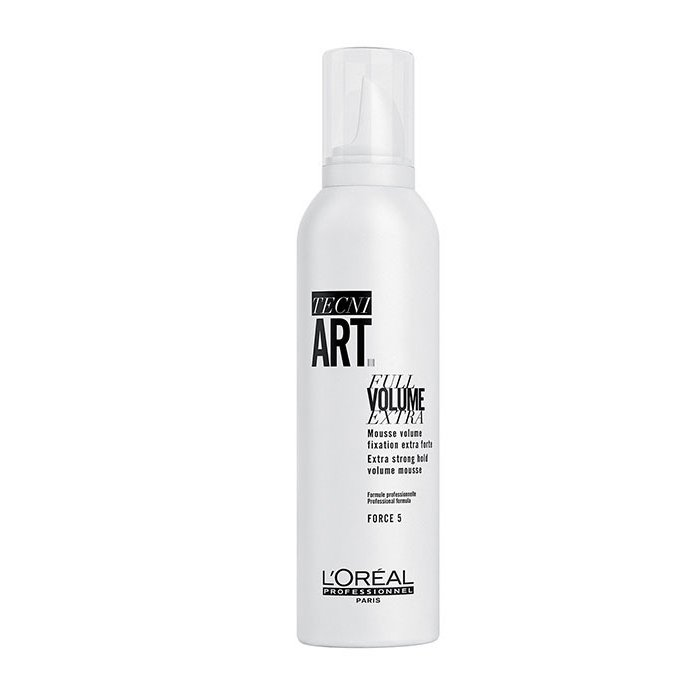 L'OREAL TECNI.ART MOUSSE FULL VOLUME EXTRA 250 ml / 8.40 Fl.Oz