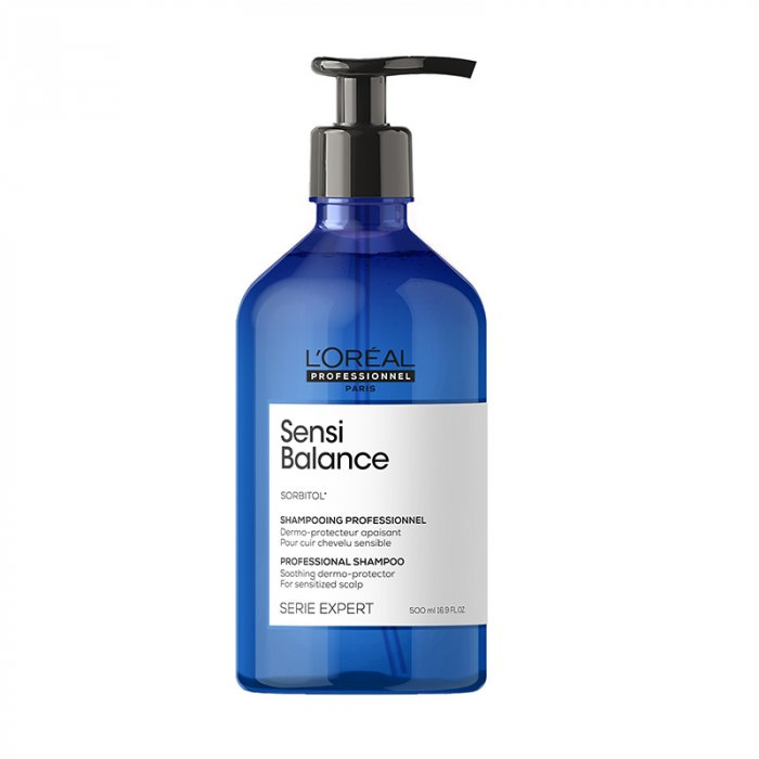 L'OREAL SERIE EXPERT SENSIBALANCE SHAMPOO 500 ml / 16.9 Fl.Oz