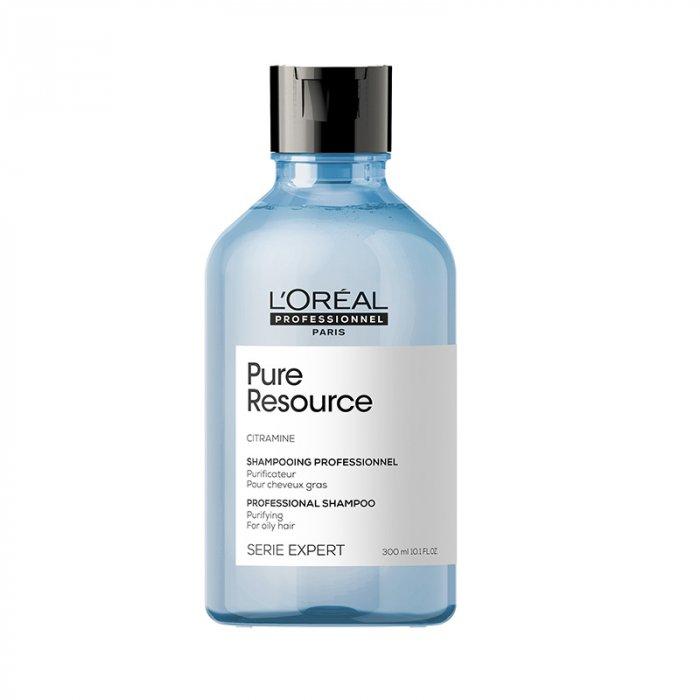 L'OREAL SERIE EXPERT PURE RESOURCE SHAMPOO 300 ml / 10.1 Fl.Oz