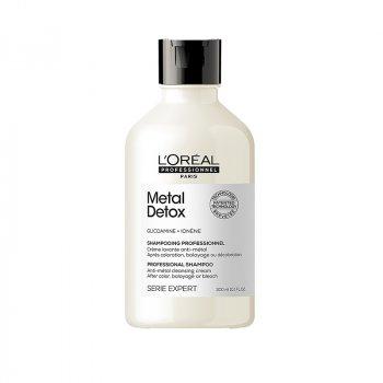 L'OREAL SERIE EXPERT METAL DETOX SHAMPOO 300 ml / 10.1 Fl.Oz