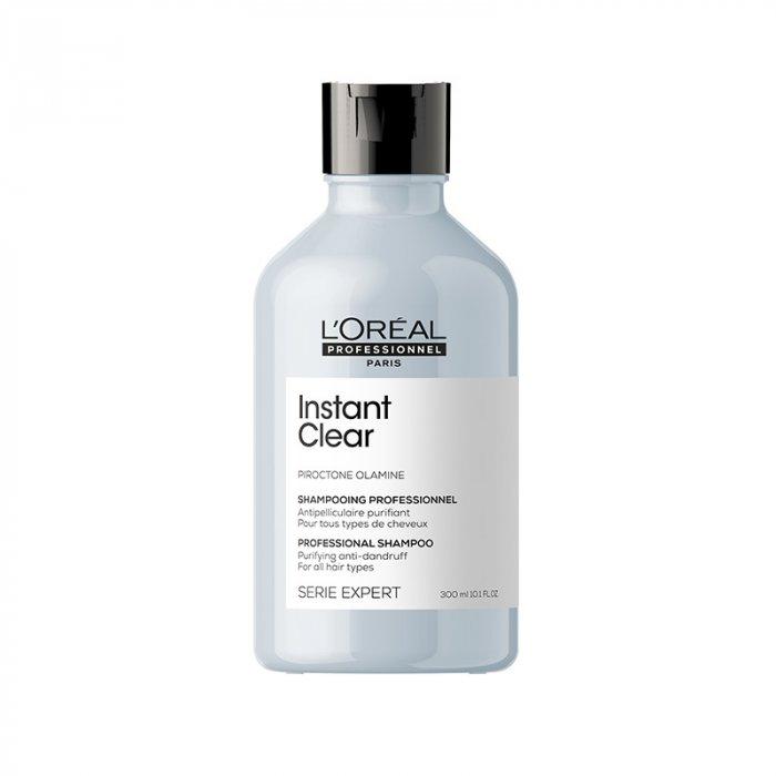 L'OREAL SERIE EXPERT INSTANT CLEAR SHAMPOO 300 ml / 10.1 Fl.Oz
