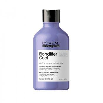 L'OREAL SERIE EXPERT BLONDIFIER COOL SHAMPOO 300 ml / 10.1 Fl.Oz