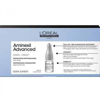 L'OREAL SERIE EXPERT AMINEXIL ADVANCED 10 FIALE X 6 ml