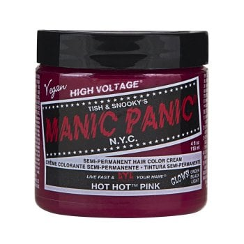 MANIC PANIC CLASSIC HIGH VOLTAGE HOT HOT PINK 118 ml / 4.00 Fl.Oz