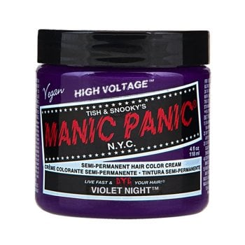 MANIC PANIC CLASSIC HIGH VOLTAGE VIOLET NIGHT 118 ml / 4.00 Fl.Oz