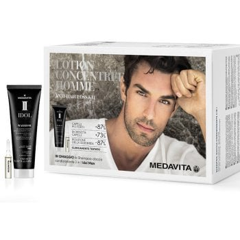 MEDAVITA LOTION CONCENTREE HOMME HAIR LOSS TREATMENT 13 fl x 6 ml / 0.20 Fl.Oz