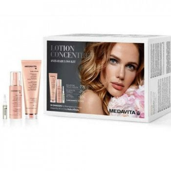 MEDAVITA - LOTION CONCENTREE TRATTAMENTO ANTICADUTA 13 fl x 6 ml / 0.20 Fl.Oz e OMAGGIO HUILE ETOILE SHAMPOO-CONDITIONER