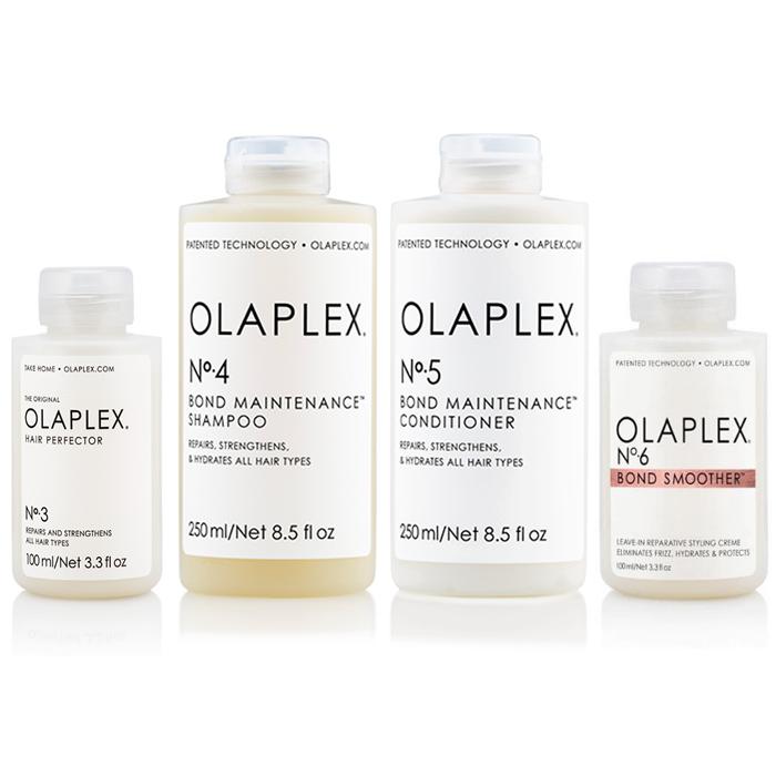 OLAPLEX - COMPLETE SYSTEM 3-4-5-6