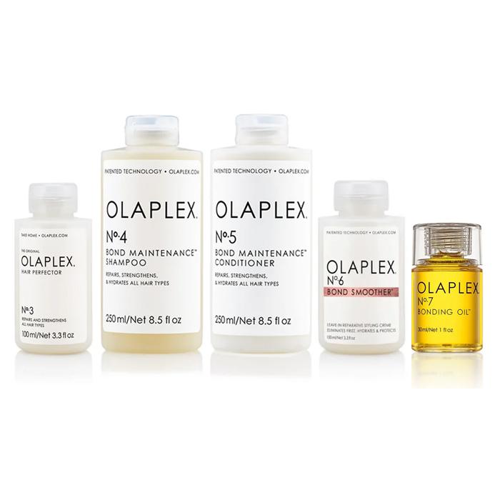 OLAPLEX - EXTREME REPAIR COMPLETE SYSTEM 3-4-5-6-7