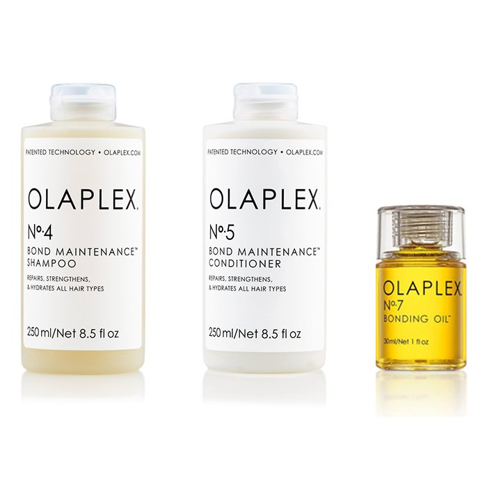 OLAPLEX - MAINTENANCE BRILLIANCE SYSTEM 4-5-7