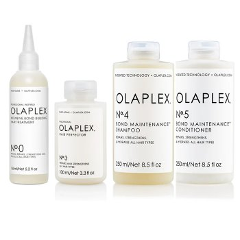 OLAPLEX - BUILDING REPAIR SYSTEM 0-3-4-5
