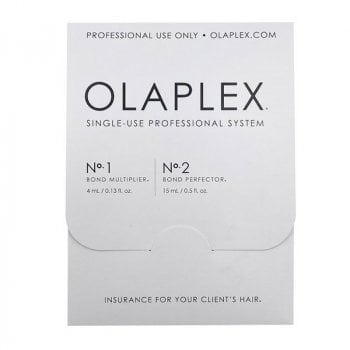 OLAPLEX - SINGLE USE N°1 4 ml - N°2 15 ml