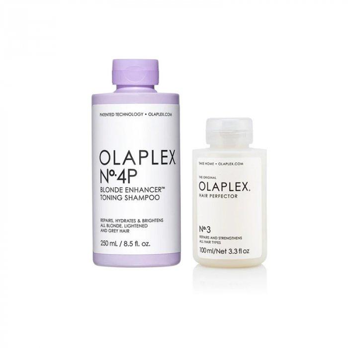 OLAPLEX BLONDE SYSTEM 3-4P