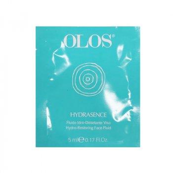 OLOS HYDRASENCE MONODOSE FLUIDO IDRO DISSETANTE VISO 5 ml / 0.17 Fl.Oz