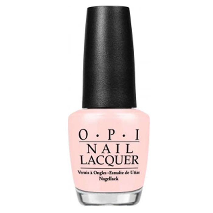 OPI NAIL LACQUER NL S86 – BUBBLE BATH 15 ml / 0.50 Fl.Oz
