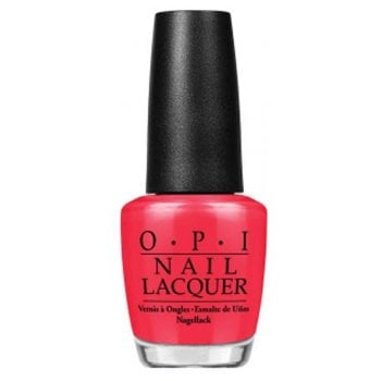 OPI SMALTI NL L72 – RED 15 ml / 0.50 Fl.Oz
