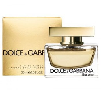 D&G THE ONE WOMAN EAU DE PARFUM 50ML
