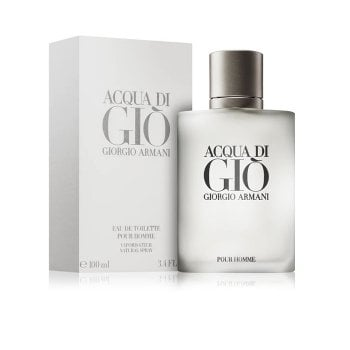ACQUA DI GIO UOMO EAU DE TOILETTE SPRAY 100ML