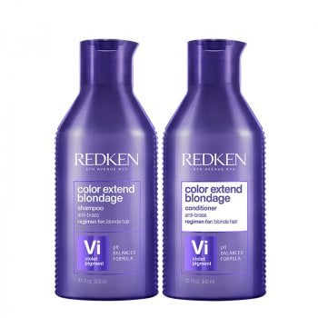 REDKEN KIT COLOR EXTEND BLONDAGE SHAMPOO 300 ml - CONDITIONER 300 ml
