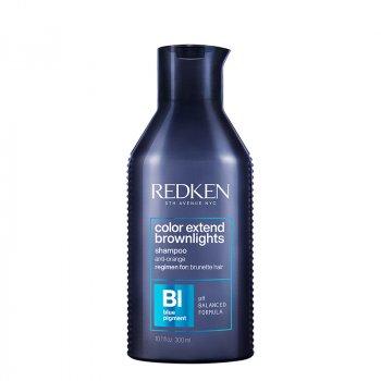 REDKEN COLOR EXTEND BROWNLIGHTS SHAMPOO 300 ml / 10.10 Fl.Oz