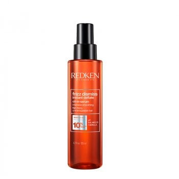 REDKEN FRIZZ DISMISS INSTANT DIFLATE OIL IN SERUM 125 ml / 4.20 Fl.Oz