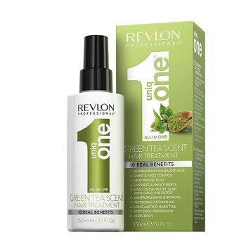 REVLON PROFESSIONAL UNIQ ONE GREEN TEA SCENT HAIR TREATMENT 150 ml / 5.10 Fl.Oz